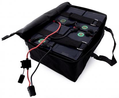 Batterie, Bleiakku 48V 12Ah