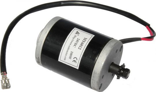 Elektromotor, Antriebsmotor 100 Watt 24V