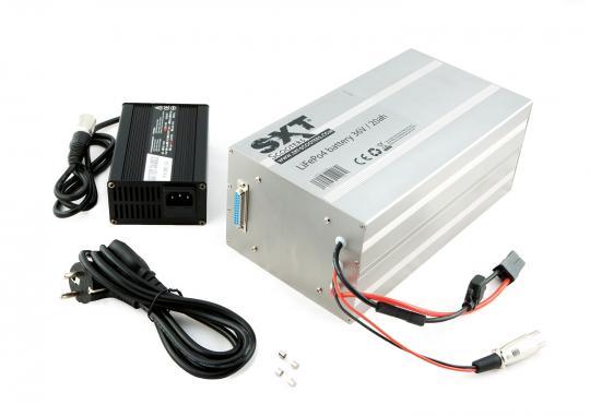 GEBRAUCHT - Batterie 36V 20Ah LiFePo4 Akkupack (Lithium)