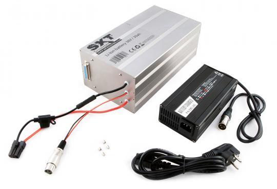 Li-Ion Lithium battery pack 36V 30ah