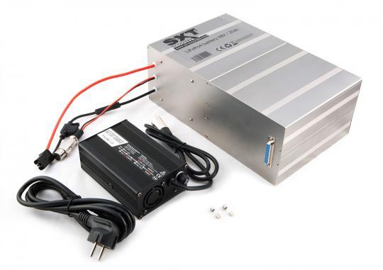 Batterie 48V 20Ah LiFePo4 Akkupack (Lithium)