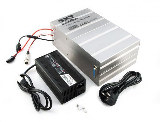OCCASION - Li-ion batterie au lithium 48V 30Ah