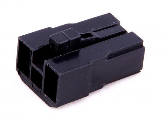 Batterie Stecker Kunststoff männlich
