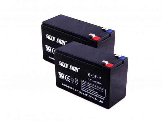 Batterie Set 24V 7Ah