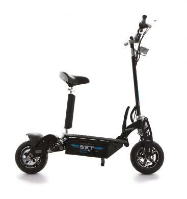 SXT1600 XL Elektro Scooter schwarz | Lithiumakku LiFePo4 48V 20Ah