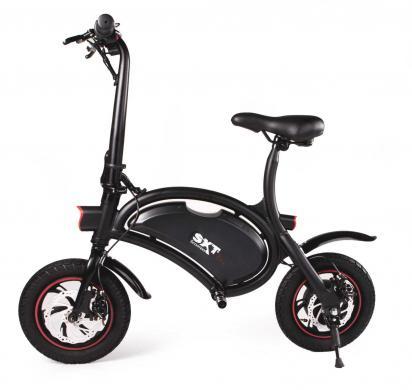 SXT Bike schwarz