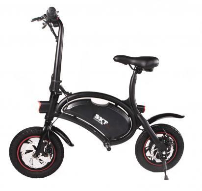GEBRAUCHT - SXT Bike - schwarz
