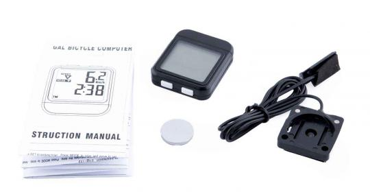 LCD Speedometer small (without magnet)