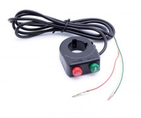 Schalter Licht & Hupe - 12V