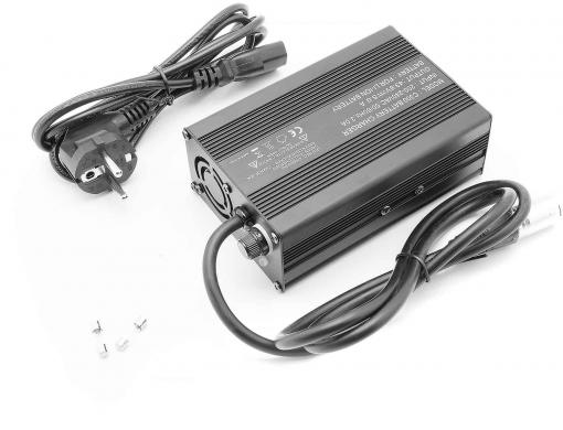 5A High End quick-charger for 36V Lithium batteries