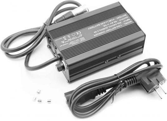 5A High End quick-charger for 48V Lithium batteries