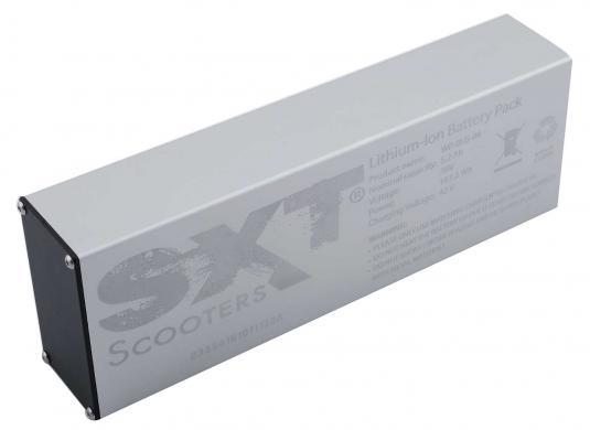 Logement de batterie en aluminium