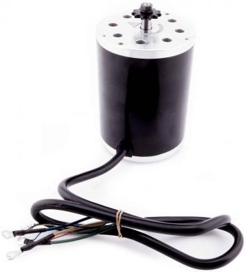 Brushless electric motor 48V / 1600W