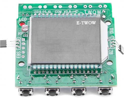 LCD color display 36V