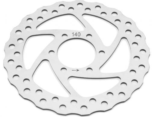 Bremsscheibe 140 mm