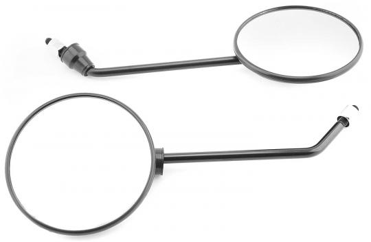 Rearview mirror set