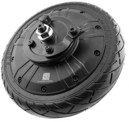 Bürstenloser Nabenmotor 36V/350W mit Reifen