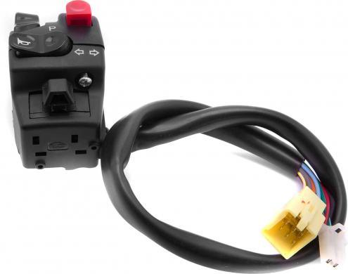 Schalter Hupe / Lichthupe / Fernlicht / Warnblinklicht