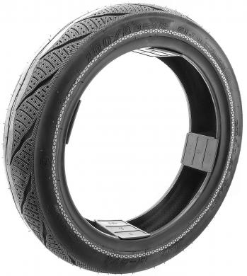 Tire for rear wheel with road profile 100/80 - 12 (H - 971)