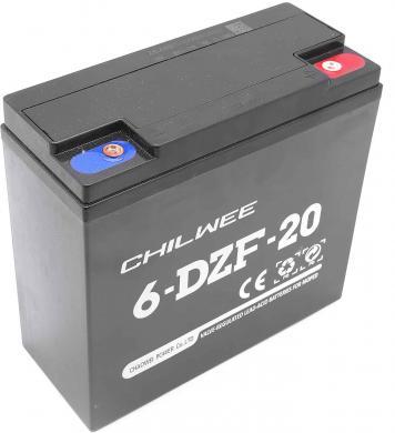 Batterie, Bleiakku 72V 20Ah