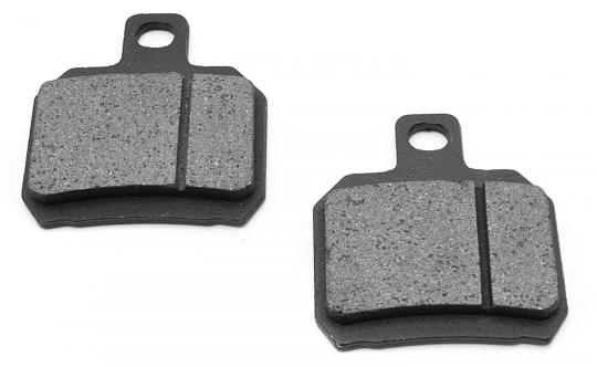Brake pads set (2 pieces)