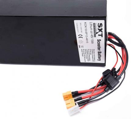 Lithium ion battery 48V / 15Ah
