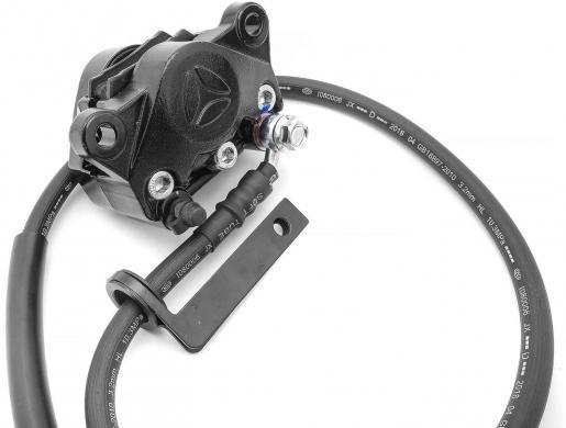 Hydraulische Bremsanlage