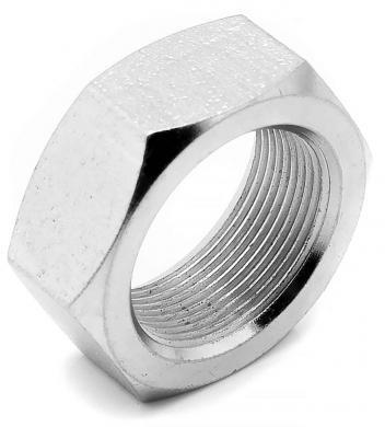 Lock nut for folding mechanism