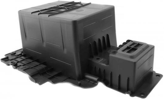 Akkufach / Batteriekasten