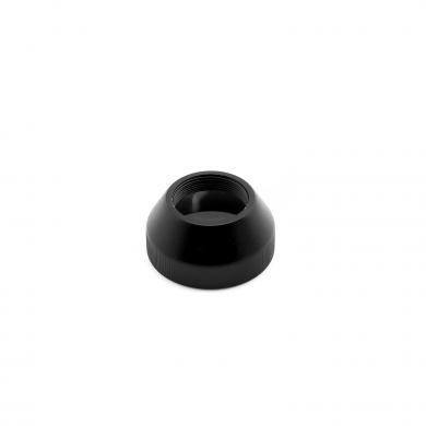 Steering pole top cover ring