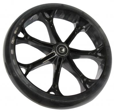 8 inch PU wheel for front & rear