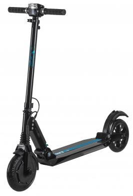 SXT light Eco - (zweit)leichtester Escooter der Welt schwarz
