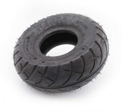 Street tires size 3.50-4 (K671)
