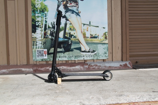 GEBRAUCHT - SXT Carbon - leichtester Escooter der Welt!