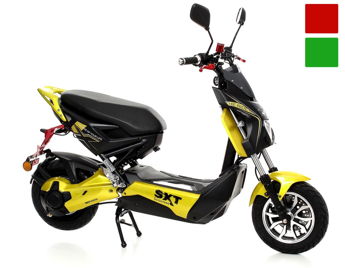 raptor scooter