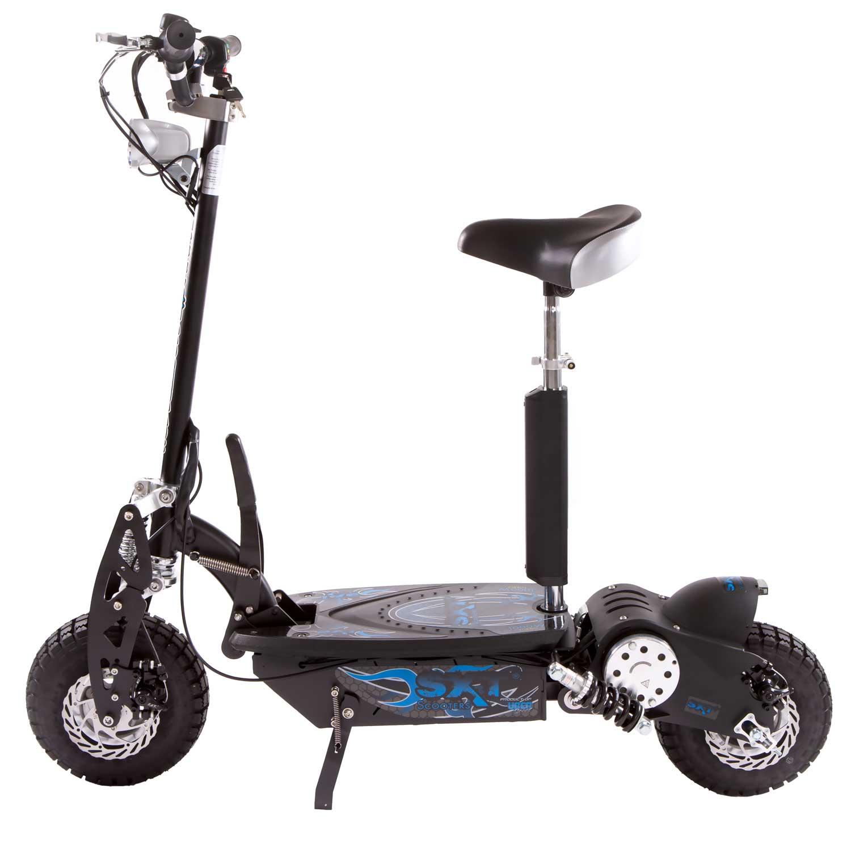 sxt1000 turbo elektro scooter 1000w 32km h bleiakku 36v. Black Bedroom Furniture Sets. Home Design Ideas