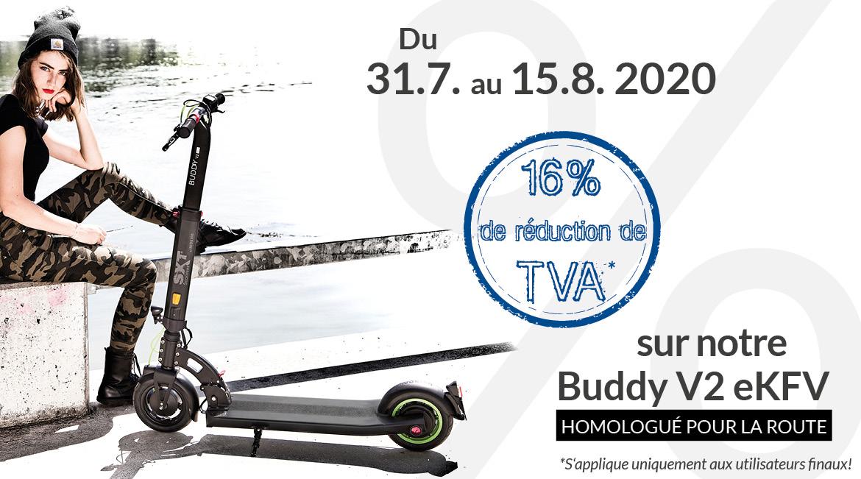 Banner Buddy V2 16% Aktion August 2020