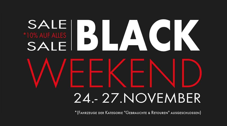Banner Black Weekend